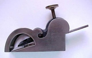All metal Kimberley Bullnose Plane (courtesy Alex Gilmore)