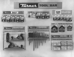A Selection of Turner Tools