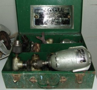 "Jamec - Electric 2 Speed Unit ¼"" Heavy Duty Drill - JAMEC Co  (Made in Australia)"