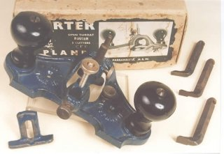 Carter C71 Router with cutters, T stop and original box