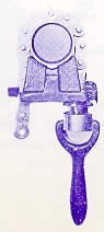 Carter Chain Pipe Vice