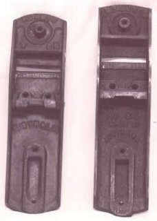 Casting Comparisons of Carter No. 4 and C4