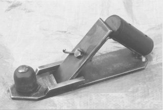 Robert McConnell welded Smoother Plane
