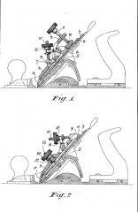 Watkinson Cutting Blade Patent No. 13879-33 (year 1933)