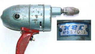 K.B.C. - K C Bowes & Co Ltd,  Drill