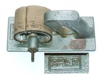SHER Rotary Sander Drill Attachment