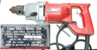Sidchrome 13mm Drill Model 506