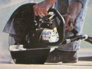 Stanley Hydraulic Saw